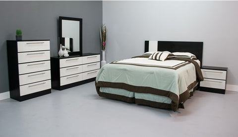 avellino bedroom set