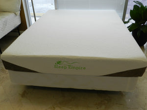 "9"" GEL MEMORY FOAM MATTRESS"