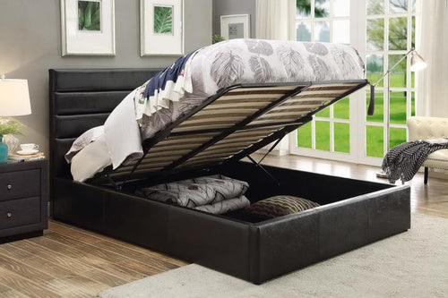 Upholstery Storage Bed