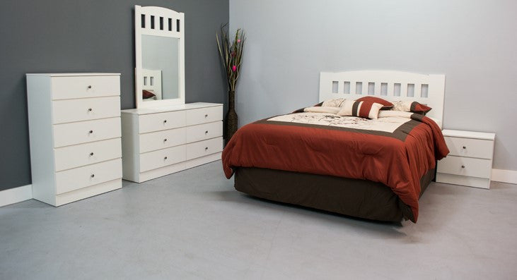 Sizzler Bedroom Set