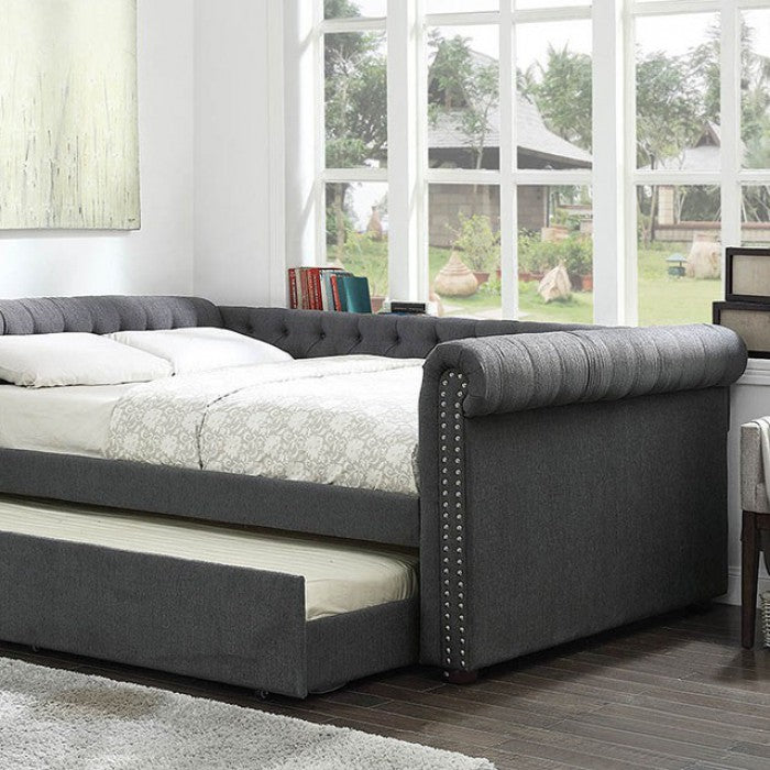 Daybed Queen W Trundle Empire Furniture