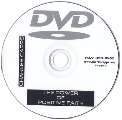 The Power of Positive and Negative Faith DVD