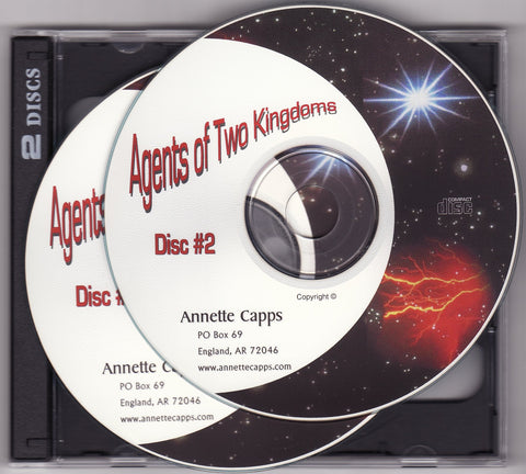Purchase Agents of Two Kingdoms on 2-CDs or MP3 Download
