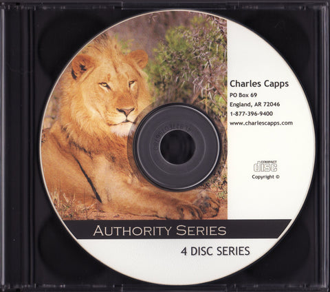 Add to Cart Authority Series by Charles Capps