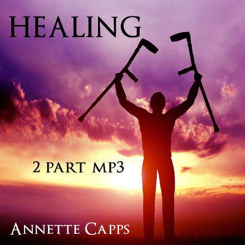 Healing - Link to MP3 Download for $8