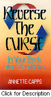 Reverse the Curse by Annet Capps