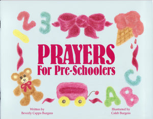 Beverly Capps, Prayers for Pre-Schoolers