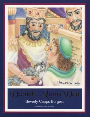 Beverly Capps, Daniel in the Lion's Den