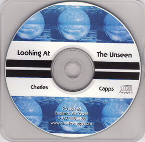 Charles Capps, Looking at the Unseen CD