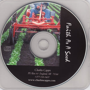 Charles Capps, Faith As A Seed CD