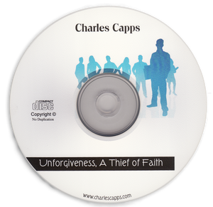Unforgiveness A Thief of Faith