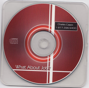 Charles Capps, What About Job? CD