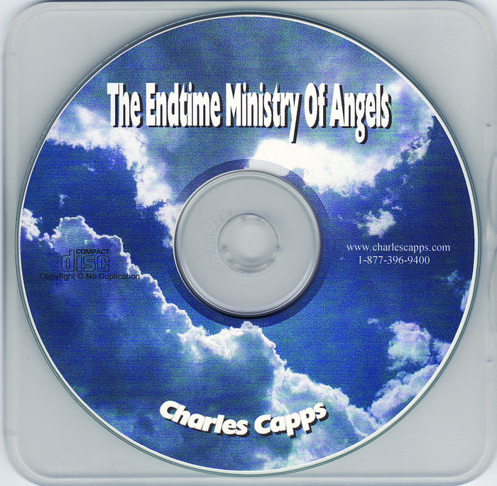 The Endtime Ministry of Angels