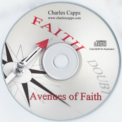 Avenues of Faith