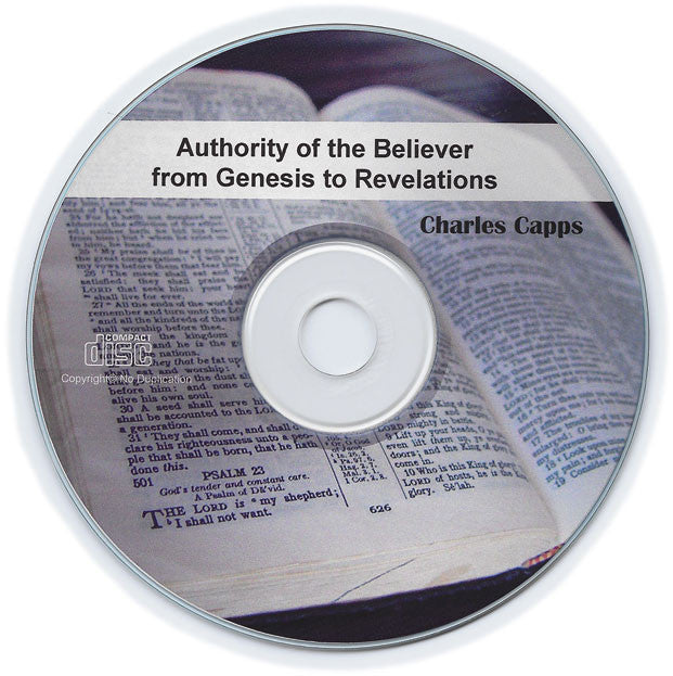 Authority - Capps Ministries