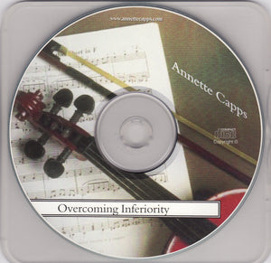 Annette Capps, Overcoming Inferiority CD