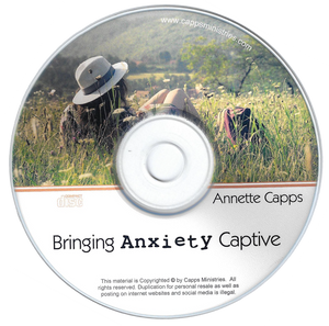 Bringing Anxiety Captive