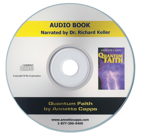 Quantum Faith® Audio Book