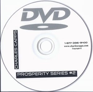 Charles Capps, Prosperity Series #2 DVD