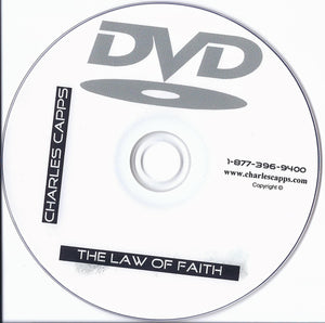 Charles Capps, The Law of Faith DVD