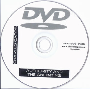 Charles Capps, Authority and the Anointing DVD