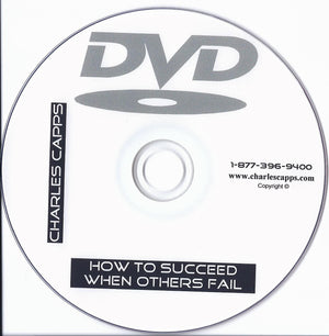 Charles Capps, How to Succeed When Others Fail DVD