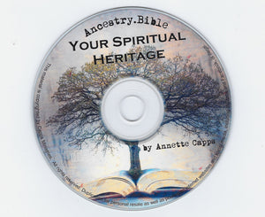 Your Spiritual Heritage - Ancestry.Bible