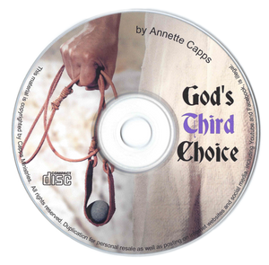 God's Third Choice