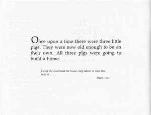 Beverly Capps, Three Little Pigs