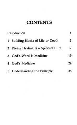 Charles Capps, God's Creative Power for Healing Book