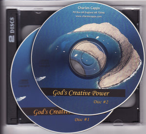 Charles Capps, God's Creative Power CD