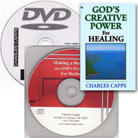 Making A Demand on God's Provision for Healing Package