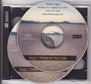 Charles Capps, Thorn in the Flesh CD