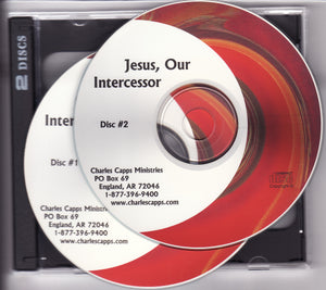 Charles Capps, Jesus, Our Intercessor CD