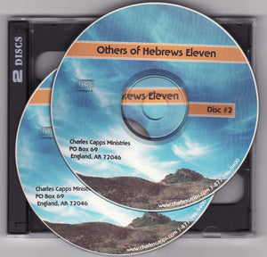 Charles Capps, Others of Hebrews Eleven CDs