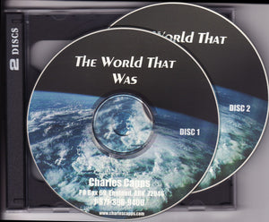 Charles Capps, The World that Was CD