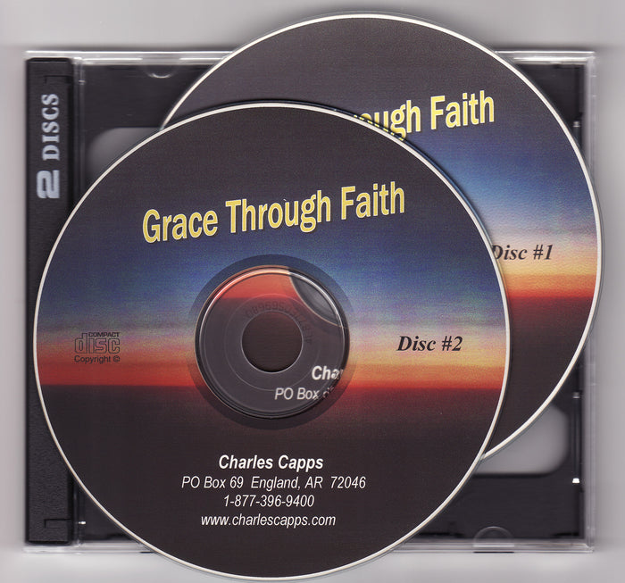 Grace Through Faith