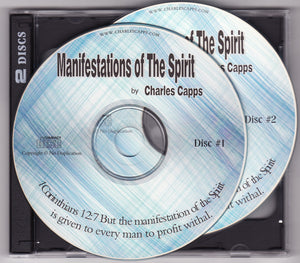 Manifestations of the Spirit CDs
