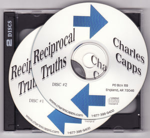 Charles Capps, Reciprocal Truths CD