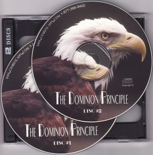 Charles Capps, The Dominion Principle CDs