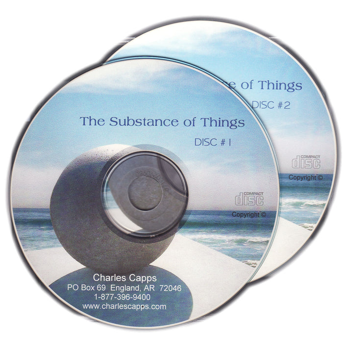 The Substance of Things