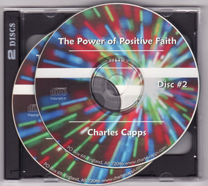 Charles Capps, The Power of Positive Faith CDs
