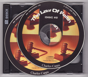 Charles Capps, The Law of Faith CD