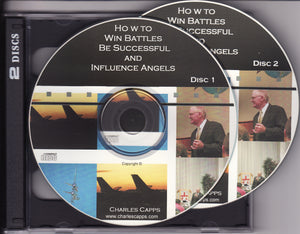 Charles Capps, How to Win Battles, Be Successful and influence Angels CD