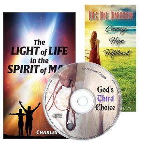 God's Third Choice Package - CD, Book & Pamphlet