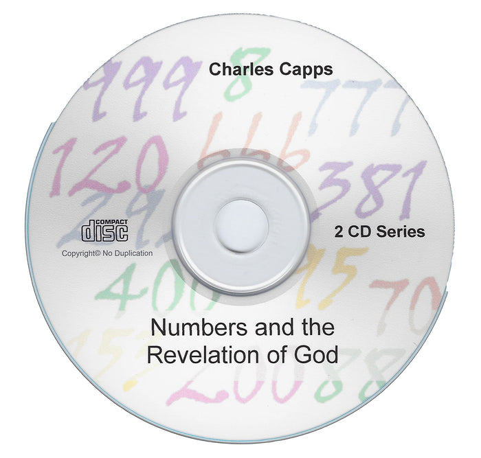 Numbers and the Revelation of God