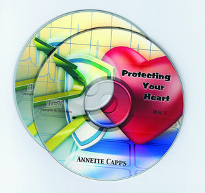Annette Capps, Protecting Your Heart CD