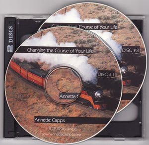 Annette Capps, Changing the Course of Your Life CD