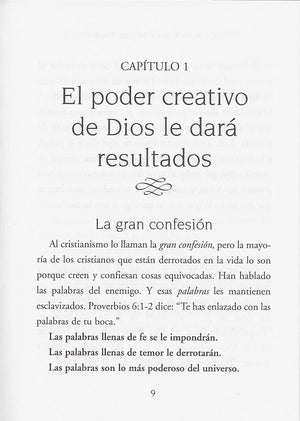 El Poder Creativo De Dios COLECCION DE REGALO (God's Creative Power Gift Collection- Spanish)