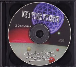 Charles Capps, End Time Events CD